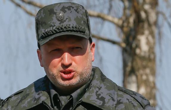 Турчинов заявил о тысячелетней истории украинских ВМС