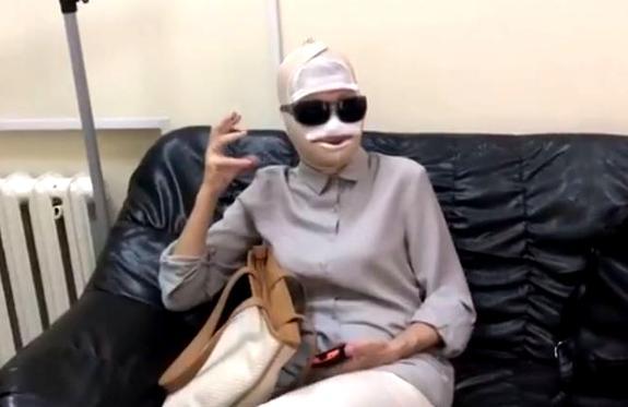 Фанаты Гогена Солнцева обеспокоены пропажей его 63-летней супруги после операции