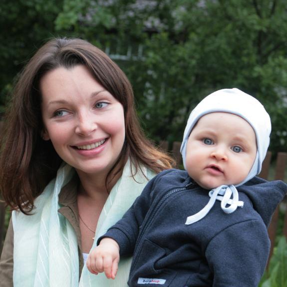 Известная актриса беременна четвертым ребенком и опубликовала фото в купальнике