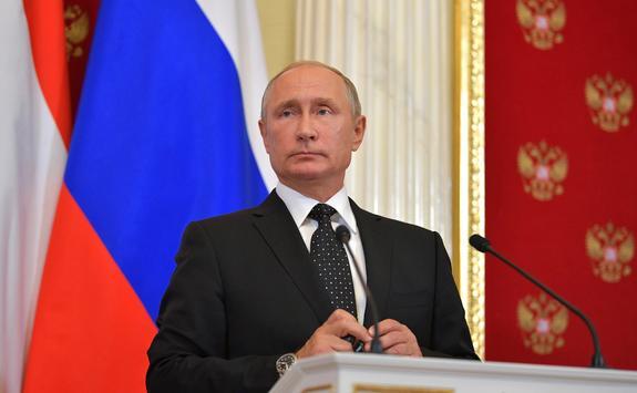 """Путин о сбитом Ил-20:  """"это похоже на цепь трагических случайных обстоятельств"""""""