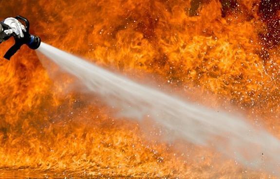 В Ульяновской области ребенок спас мать и племянниц из горящего дома