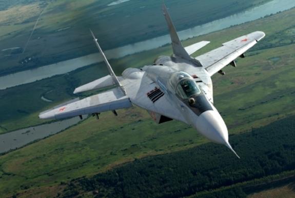Опубликованы видео с места крушения МиГ-31 в Нижегородской области