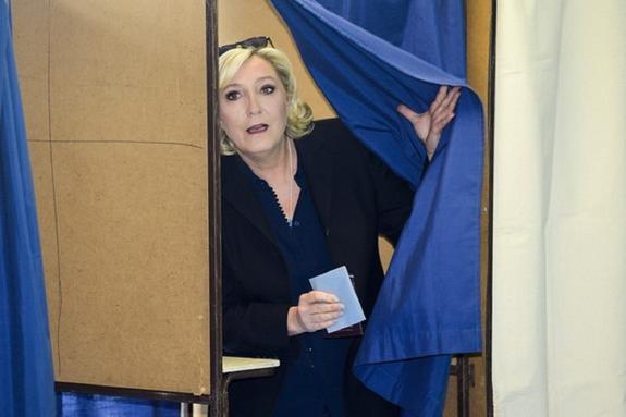 Суд назначил Марин Ле Пен психиатрическую экспертизу