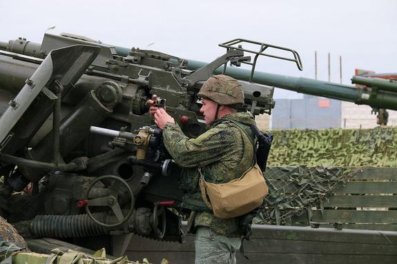 """Россия модернизирует """"бога войны"""", заявили в американских СМИ"""