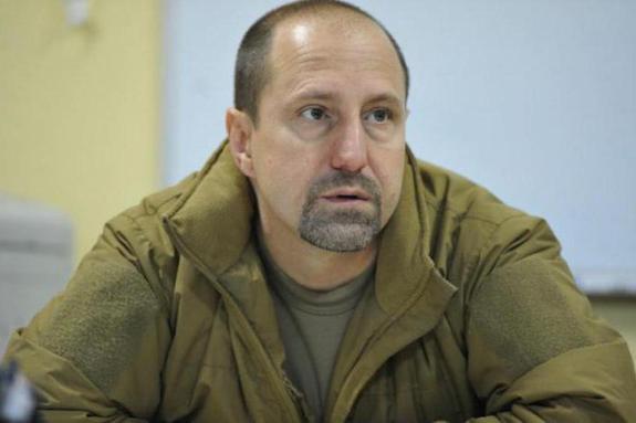 Пограничники не пустили Ходаковского на выборы?