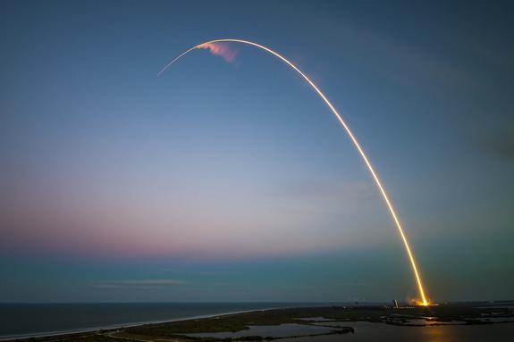 Эксперт рассказал о перспективах проекта многоразовой ракеты