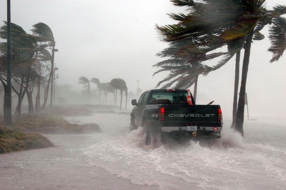 """Специалисты подсчитали примерную сумму ущерба от урагана """"Флоренс"""""""