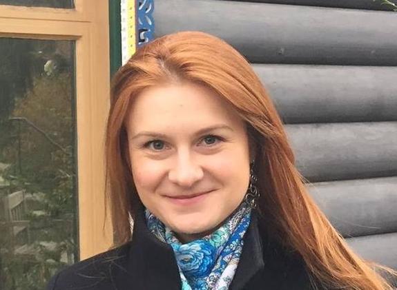 Россиянка Мария Бутина переведена на общий режим содержания в тюрьме США