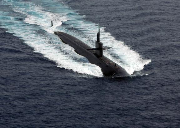 "В Аргентине обнаружили объект, напоминающий пропавшую субмарину ""Сан-Хуан"""