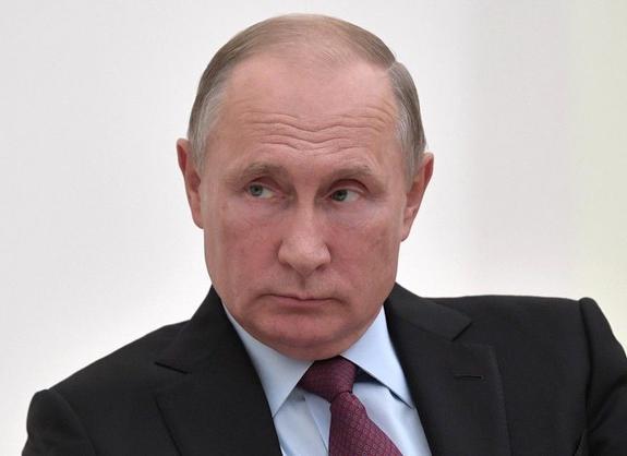 Путин выразил Роухани соболезнования в связи с терактом в Иране
