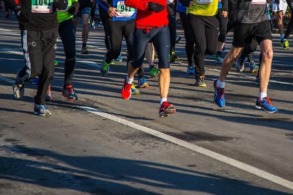 Центр столицы перекрыт из-за Московского марафона
