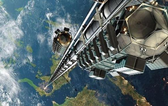 В Японии рассказали о первом шаге к созданию космического лифта