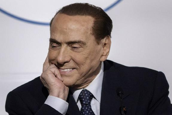 Сильвио Берлускони намерен баллотироваться в Европарламент
