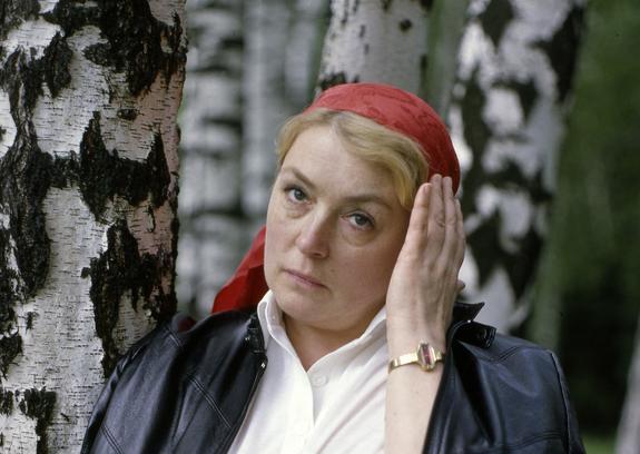 Лидия Федосеева-Шукшина сегодня празднует юбилей