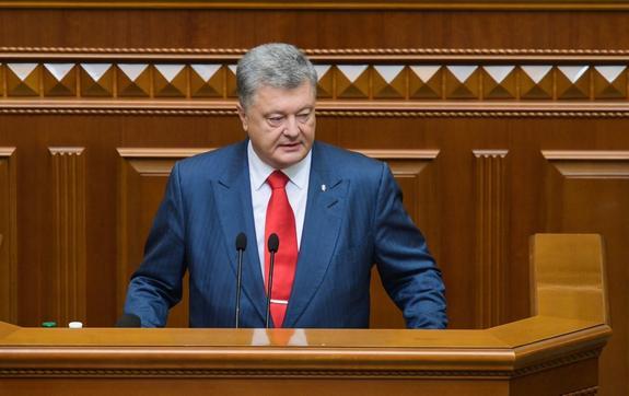 Выложен вероятный сценарий «дворцового переворота» в Киеве и свержения Порошенко