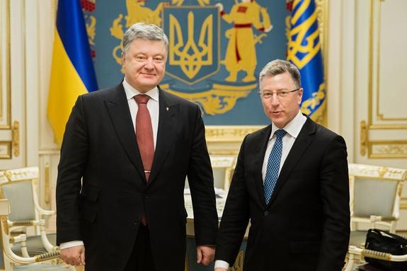 Волкер раскрыл возможный механизм ликвидации независимости ДНР и ЛНР от Украины