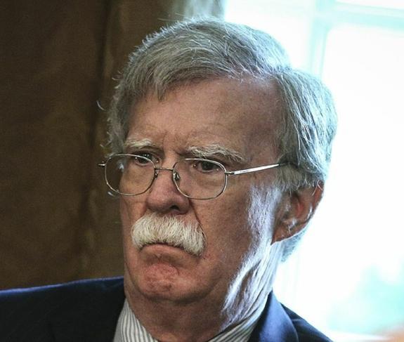 Болтон: США не позволят ЕС и другим странам обходить санкции против Ирана