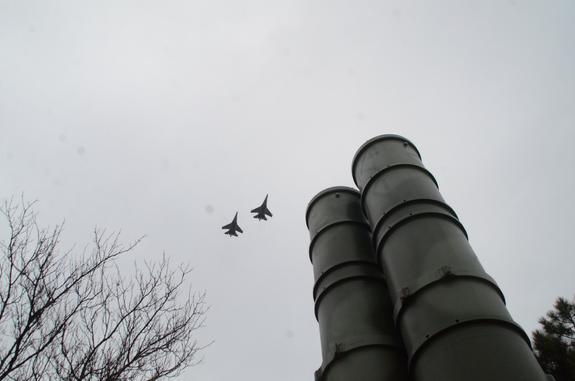 Российские С-300 заставят Израиль отказаться от ударов, считают в Сирии