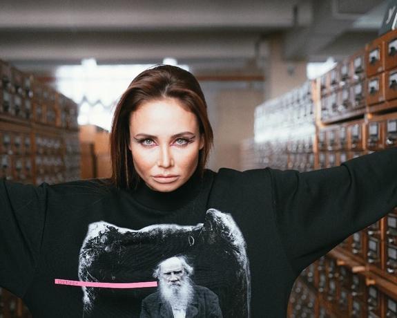 Ляйсан Утяшева рассказала, как ей удается держать фигуру в тонусе