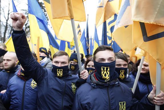 Стал известен прогноз о скором начале на Украине еще одной гражданской войны