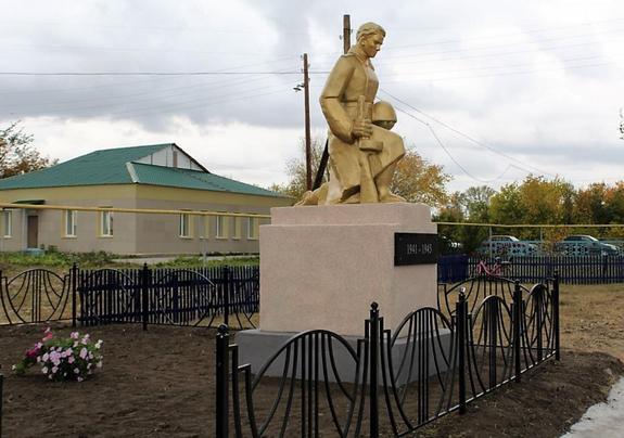 РМК помогла школьникам Южного Урала восстановить мемориал героям войны