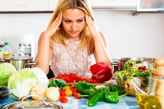 Депрессию учёные предлагают лечить диетами