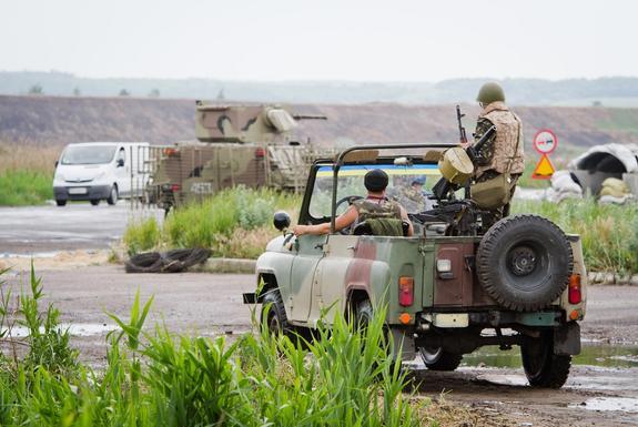 На фоне «истерии» в ДНР киевские силовики захватили новые территории в Донбассе