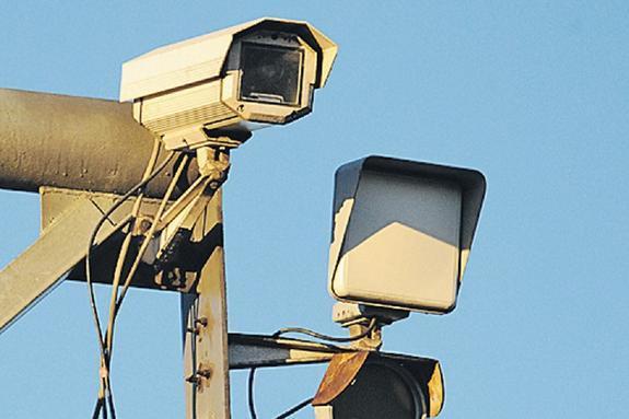 Московские камеры начнут фиксировать автомобили без ОСАГО с ноября