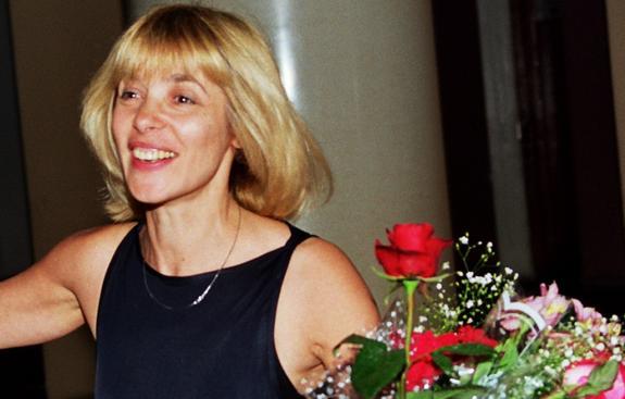 Дочь Веры Глаголевой опубликовала  семейные фото с мамой