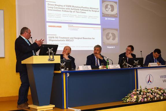 В Краснодаре работает Европейская школа торакальной хирургии