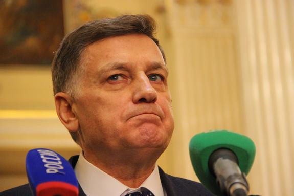Макаров ошибается дважды: кто заменит спикера питерского Закса?