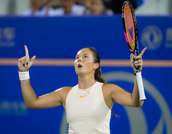 Дарья Касаткина претендует на звание самой прогрессирующей теннисистки 2018 года