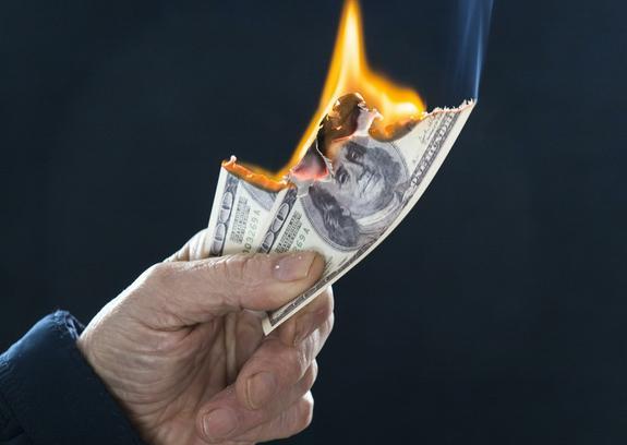 Прогноз о скором разрушении «тирании» американского доллара обнародовали СМИ