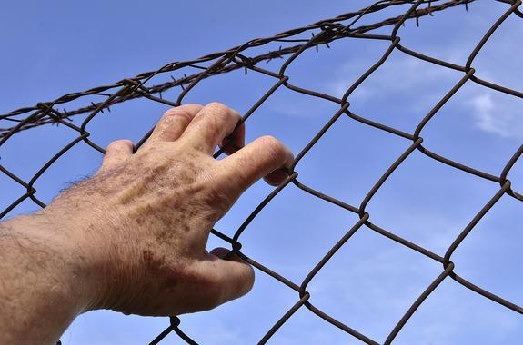 В Освенциме турист был арестован за надпись на стене мемориала