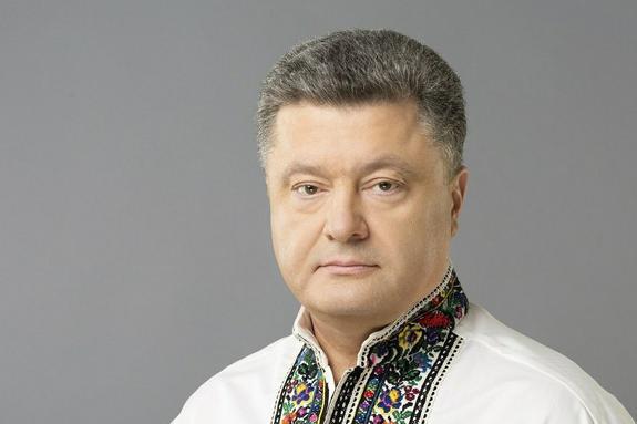 """Порошенко провозгласил победу над """"московскими демонами"""""""
