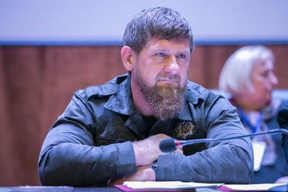 Кадыров выразил соболезнования родным генерала Груднова, бравшего Грозный
