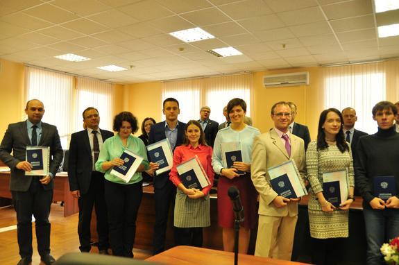 В новосибирском СГУПСе прошло вручение дипломов аспирантам