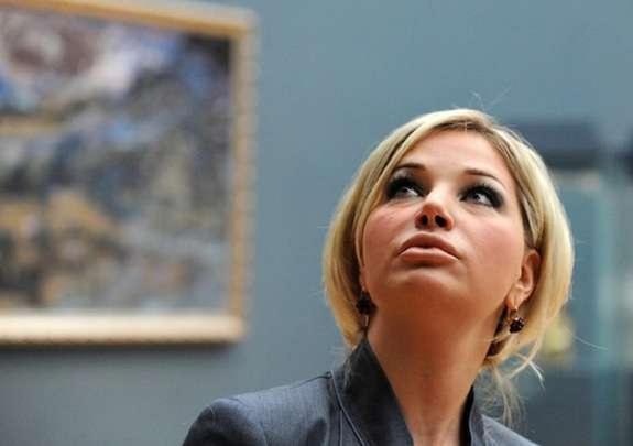 Мария Вороненкова сообщила о захвате ее квартиры в Киеве