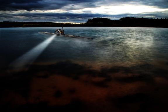 """В зоне поиска пропавшей подлодки """"Сан-Хуан"""" обнаружили новые объекты"""