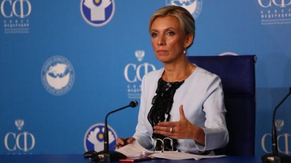 Захарова назвала фейком сообщения об ультиматуме российским военным в ЦАР