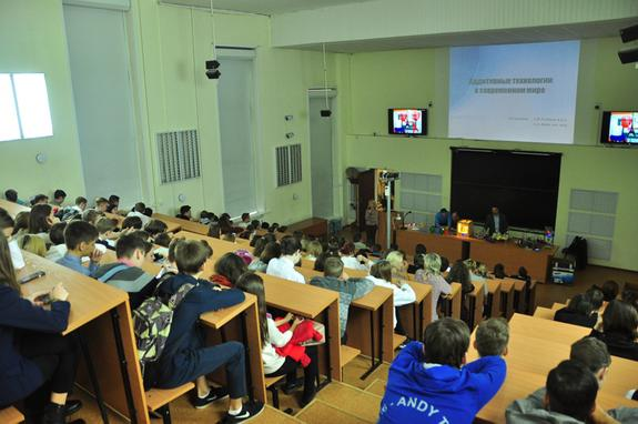 СГУПС принял участие в Фестивале науки Новосибирской области