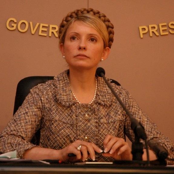 Аваков, Турчинов, Тимошенко включены в санкционный список России