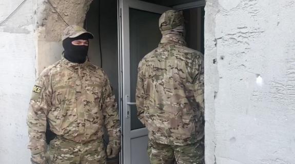 ФСБ поймала в Крыму крымско-татарского ИГИЛовца?