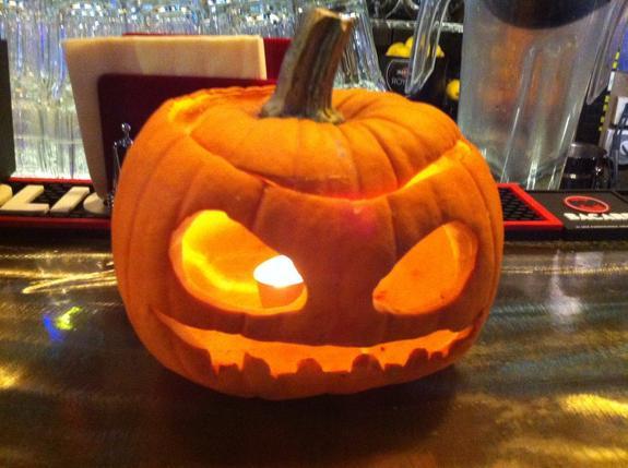 Хэллоуин в Латвии: кто во что горазд!