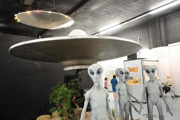 Сообщение о «готовности инопланетян с Нибиру напасть на Россию» появилось в сети