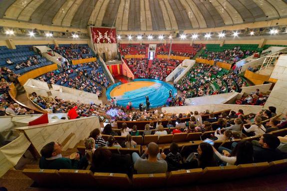 Живая легенда советского цирка: в Челябинск приехала Долорес Запашная