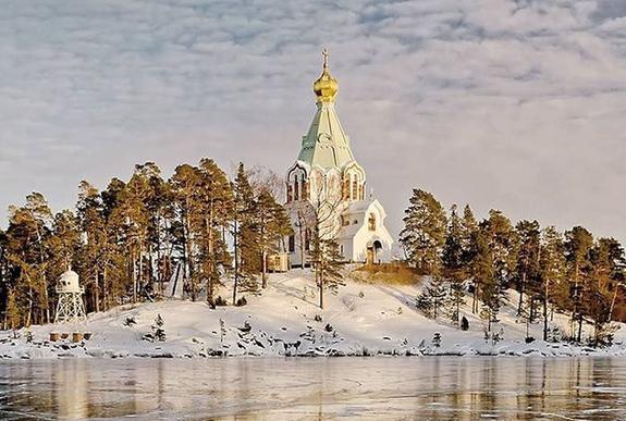 Русские сезоны. Валаам