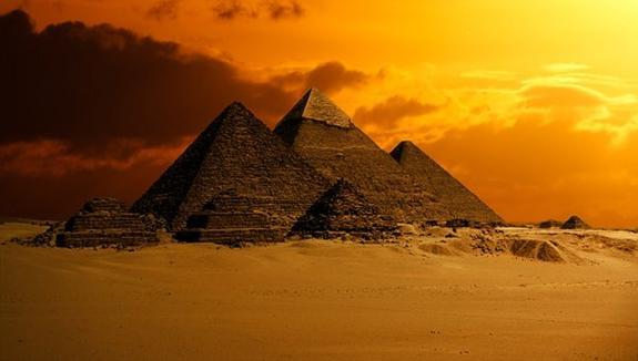 Учёные раскрыли способ строительства египетских пирамид