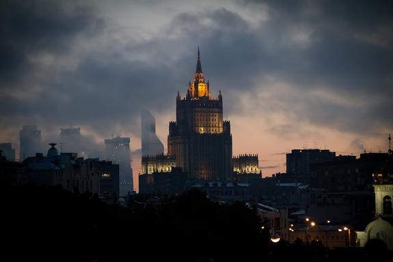 МИД России вручил ноту послу Кипра