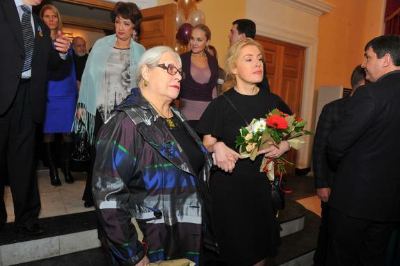 Лидия Федосеева-Шукшина передарила квартиру в Финляндии внучке